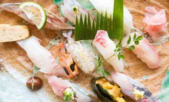 福岡新鮮な魚介