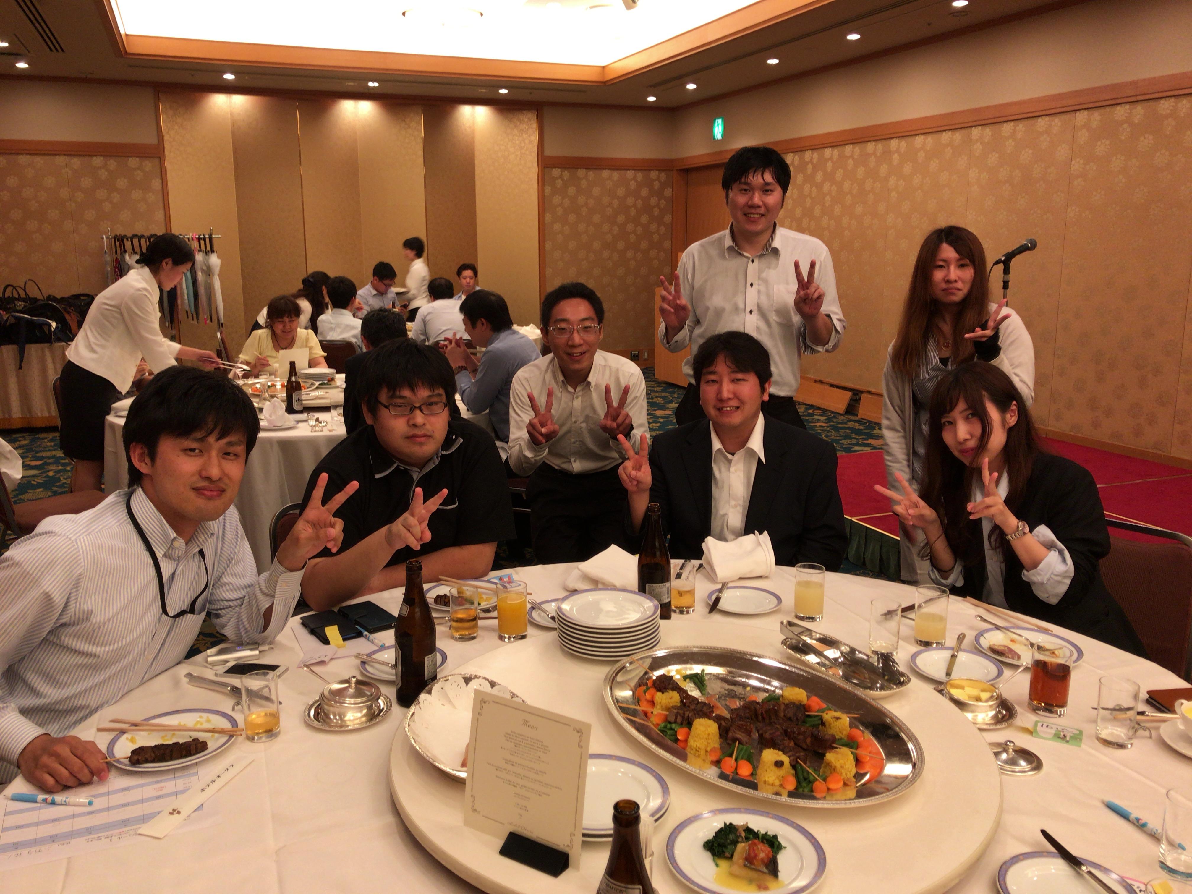 グローバルワークス懇親会3
